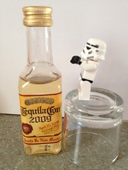 Cooper Wants Tequila (marty.mankins) Tags: tequila minifigure legominifig coopertrooper nationaltequiladay