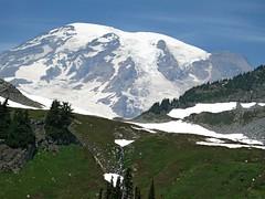 Mt. Rainier National Park, WA 7/30/13 (LJHankandKaren) Tags: paradise rainier mtrainier goldengatetrail