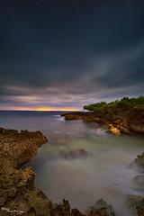 Waterblow Beach (Satrya_Budhi) Tags: bali seascape beach sunrise canon indonesia landscape long exposure lee 7d nusa dua gnd