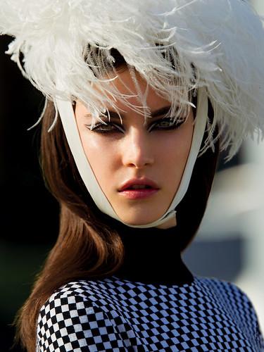 modelta: Antidote #5: S/S 2013 Jacquelyn Jablonski by Hans Feurer