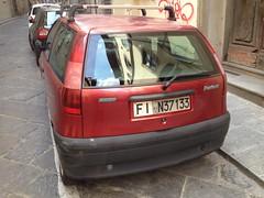 Fiat Punto (vignaccia76) Tags: auto cars car punto automobile fiat 1994 fin 55 sx