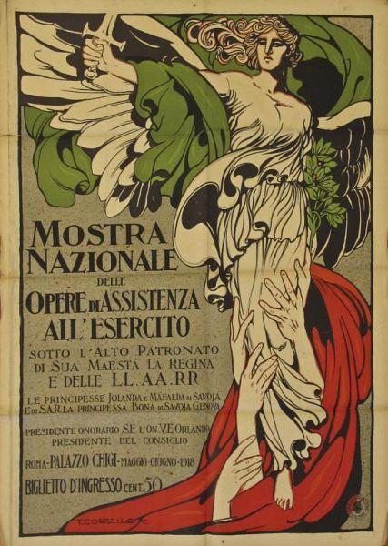 Manifesti prima guerra mondiale