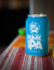 Brew Dog (BewareTheBlob) Tags: beer canon punk ale indy pale ipa independant