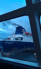 European Highlander (andrewjohnorr) Tags: ferry po larne poferries europeanhighlander