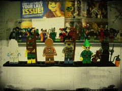 Scary Minifigures Series 11 ? (Hay Core) Tags: lego minifigures