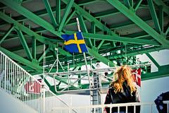 Port of Gteborg, Sweden (Appaz Photography ) Tags: bridge sea water gteborg boat marine ship sweden harbour bro gteborghavn