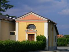 1] Ponderano (BI): Oratorio dei SS. Fabiano e Sebastiano (maspozz) Tags: italia piemonte biella bi ponderano