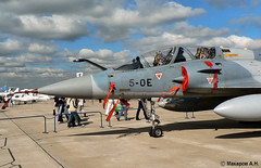 """Mirage 2000B  (7) • <a style=""""font-size:0.8em;"""" href=""""http://www.flickr.com/photos/81723459@N04/10068412696/"""" target=""""_blank"""">View on Flickr</a>"""