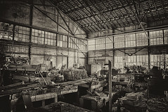 """old factory building • <a style=""""font-size:0.8em;"""" href=""""http://www.flickr.com/photos/58574596@N06/10213100936/"""" target=""""_blank"""">View on Flickr</a>"""
