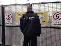 IMG-20131020-WA0016 (skillipedia) Tags: birmingham guard security