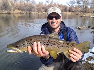 Montana Bighorn River Fishing Lodge 22