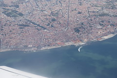 Flight Lisbon - Dsseldorf (RayKippig) Tags: portugal lisboa lisbon aerialview lissabon
