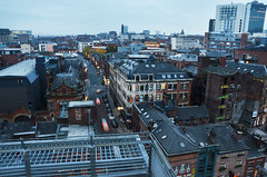 Cityrama (Simon Dickinson) Tags: city urban building manchester photography photo nikon cityscape d7000