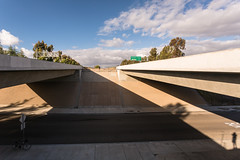 320/365 (bradfordtennyson) Tags: bicycle canon highway shadows sandiego bridges overpass biking 365project 320365 5dmarkiii tamron2470divc