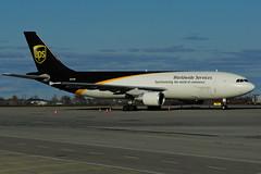 N151UP (Steelhead 2010) Tags: cargo ups airbus a300 yhm a300600f nreg n151up
