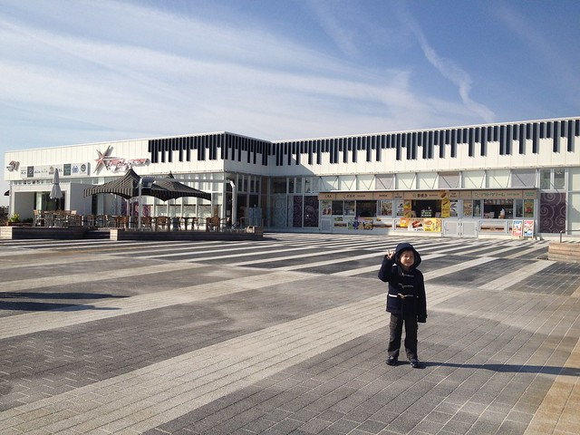 新東名高速道路NEOPASA駿河湾沼津や浜松などサービスエリアめぐりの写真