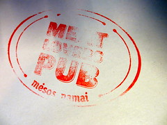 Meat lovers pub!
