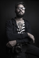 My new haircut (Bstatic) Tags: santiago portrait haircut sexy beautiful beauty tattoo ink self canon studio beard puerto dummer photographer style follow rico bryan add tanktop octopus skater eyeglasses 4l softbox 1740mm zara puertorican chesttattoo bayamon chestpiece mentattoo canonxti canon50mm12 tumblr ladytattoo canon40d octopustattoo inkchest zaramen zaraclothing tumblrican bstatic geraldramosart