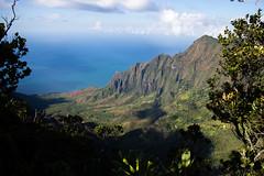 Kalalau Valley (Garrett Lau) Tags: canon hawaii coast kauai kalalauvalley napali eosm kokeestatepark canoneosm