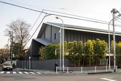 Nezu Museum (2) (evan.chakroff) Tags: japan retail museum shopping tokyo 2009 minato omotesando kuma kengo kengokuma nezu nezumuseum evanchakroff chakroff ksa2013 ksajapan ksajapan2013