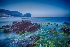 PLAYA DE MONSUL 10 (www.ignaciolinares.com) Tags: blue beach azul mar spain cabo rocks playa andalucia cielo desierto almeria cabodegata rocas monsul playademonsul playasdealmeria desiertocabodegata playasdelcabodegata