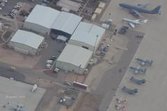 Gulfstream C-20 (eLaReF) Tags: graveyard airplane desert tucson az aeroplane storage scrapyard davis scrapping scrap derelict dm boneyard davismonthan amarc monthan kdma overflight amarg 309th