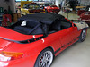01 Porsche 911-996 Original-Line Renolit Flexglas Verdeck Montage rs 01