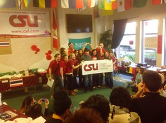CSLI International Chef Graduation Party 2014