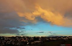 sky over Idstein