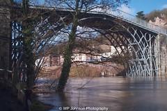 Ironbridge (WP Johnson Photography) Tags: borderfx