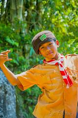Retrato niño indonesio - Sulawesi - Tana Toraja