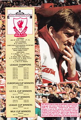 Liverpool vs Manchester United - 1989 - Page 2 (The Sky Strikers) Tags: liverpool manchester united honor staff worried looks roll fans anfield warned dalglish
