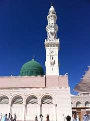 Gunbad e Khizra (@mmar) Tags: green madina dome medina madinah almadinah almunawwarah nabawi annabawi almasjid munawwarah khizra gunbad almadnah