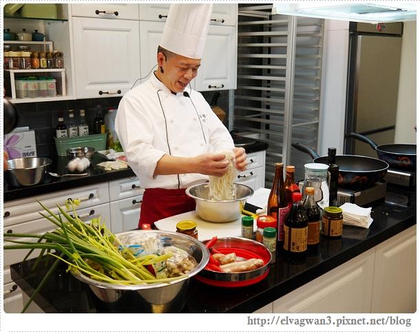 豆油伯廚藝教室-邱寶郎師傅-客家米苔目煎肉餅-14