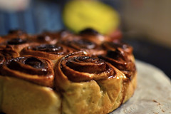 """Spicy """"Brioche"""" (bl____d) Tags: sweet snail spices bakery pastry cocoa yeast brioche sweetbun"""