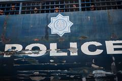 Window to the free world (AvikBangalee) Tags: justice transport police jail dhaka lawandorder bangladesh arrested prisoner detainees policevehicle prisonvan
