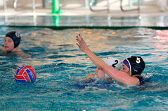 F2014_0345 (MNCwaterpolo) Tags: amy denhaag dordrecht waterpolo dames competitie mnc deresidentie 16032013 sportboulevart