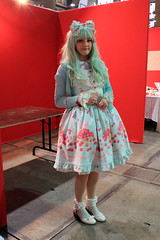 Milky (House Of Secrets Incorporated) Tags: belgium lolita convention egl milky laeken jfashion sweetlolita brusselsexpo madeinasia