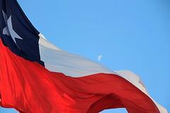 BANDERITA CHILENA  (Pablo C.M || BANCOIMAGENES.CL) Tags: chile santiago flag bandera santiagodechile bicentenario banderadelbicentenario