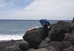 El Hierro - Punta de la Dehesa (drloewe) Tags: mountains island rocks stones insel berge steine felsen islascanarias atlantik elhierro puntadeladehesa