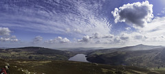 Wicklow mountains national park (Wailin...) Tags: ireland sky panorama dublin mountains nature beauty forest landscape heather lakes wicklow moorland loughdan