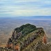 El Capitan and A View to the South (Guadalupe Mountains National Park)