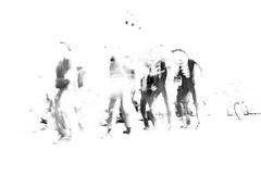DSC03435 (zzra) Tags: blackandwhite bw motion