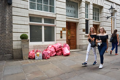 20150719-12-23-55-DSC03367 (fitzrovialitter) Tags: street urban london girl westminster trash garbage fitzrovia camden soho streetphotography litter bloomsbury rubbish environment mayfair westend flytipping dumping marylebone captureone peterfoster fitzrovialitter