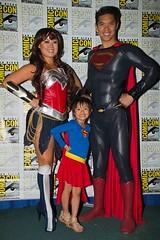11737897_1611515449137121_6297193277099142836_n (Bryanakin) Tags: woman wonder asian dc costume san comic cosplay diego superman supergirl comiccon con sdcc 2015