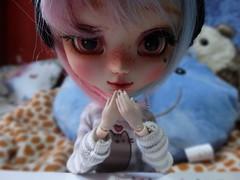 Mangs! (Meteor-a) Tags: cute make doll it kawaii mio pullip kit custom own astride mangas