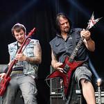 SILIUS - Metaldays 2015, Tolmin
