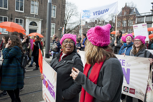 International Women's Day: Netherlands