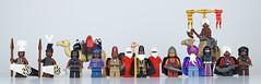 Desert Tribes (Cuahchic) Tags: lego foitsop landsofroawia figbarf minifig castle