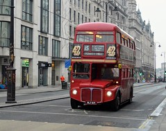 RM871 WLT871 (PD3.) Tags: rm871 rm 871 wlt wlt871 stagecoach aec routemaster tfl london bus buses england uk sight seeing sightseeing psv pcv